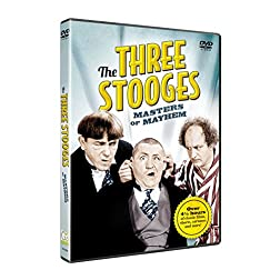 Three Stooges Masters of Mayhem