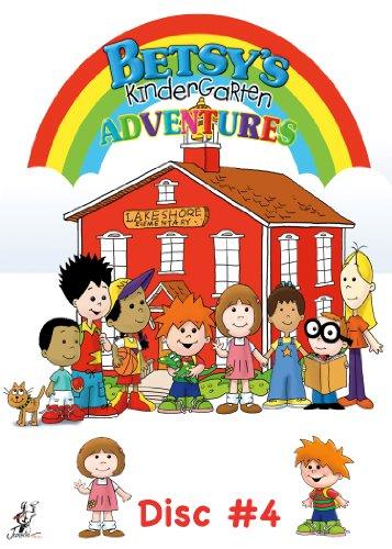 Betsy's Kindergarten Adventures 4