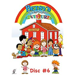 Betsy's Kindergarten Adventures 6