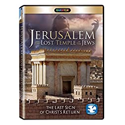 Jerusalem &amp; The Lost Temple of Jews