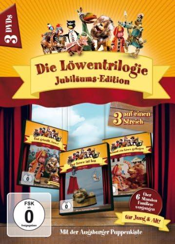 Augsburger Puppenkiste: Die Löwentrilogie