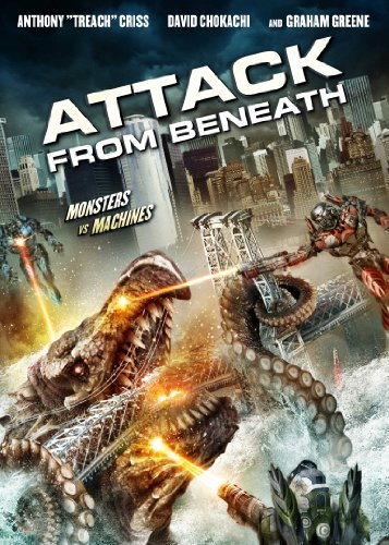Attack From Beneath [Blu-ray]