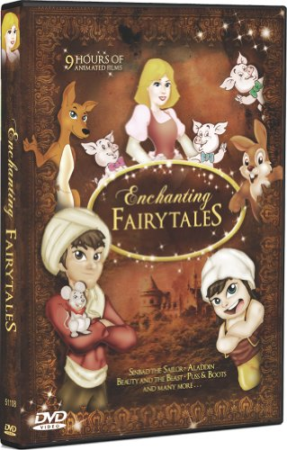 Fairytale Adventures    DVD