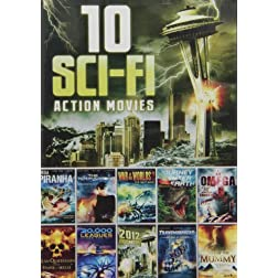 10 Sci-Fi Action Movies