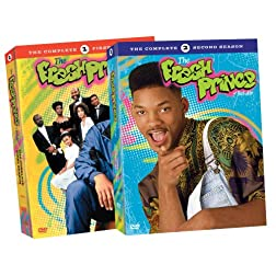 Fresh Prince of Bel-Air: Complete Seasons 1 &amp; 2