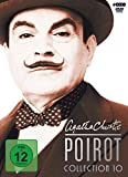 Agatha Christie - Poirot Collection 10 (4 DVDs)