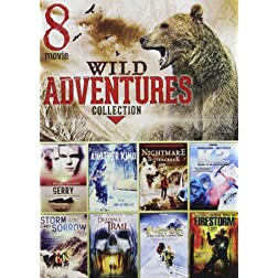 8-Movie Wild Adventures Collection