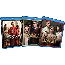 Borgias: Complete Series Pack [Blu-ray]