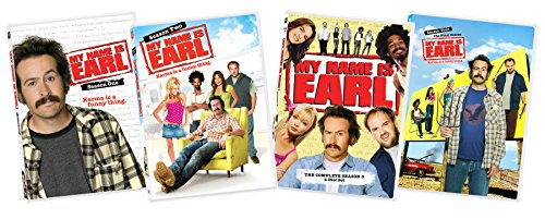 My Name Is Earl S1-4 Bundle-az