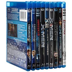 Marvel Bundle Bd-az [Blu-ray]