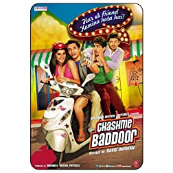 Chashme Buddoor - dvd (Hindi Movie / Bollywood Film / Indian Cinema) (2013)