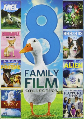 8-Film Family Collection 4