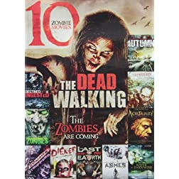 10-Movie Zombie: The Dead Walking