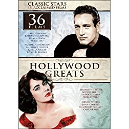 36-Films Hollywood Greats