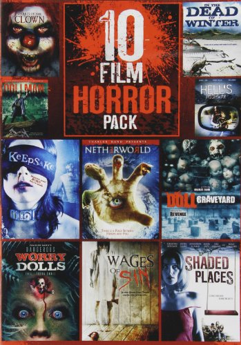 10-Film Horror Pack 3