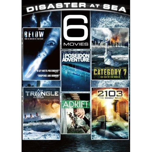 6-Movie Disaster at Sea