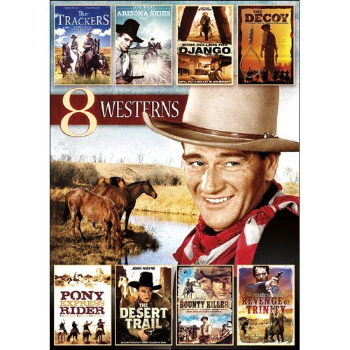 8-Movie Western Pack 6