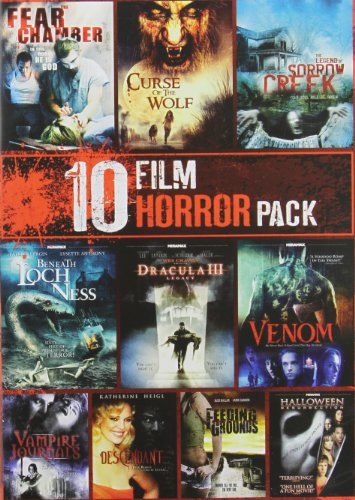 10-Film Horror Pack 2
