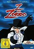 Z wie Zorro - Die Serie (4 DVDs)