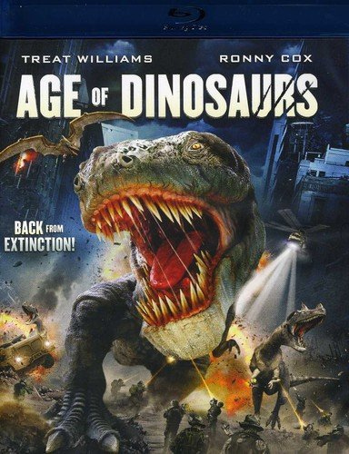 Age of the Dinosaurs [Blu-ray]