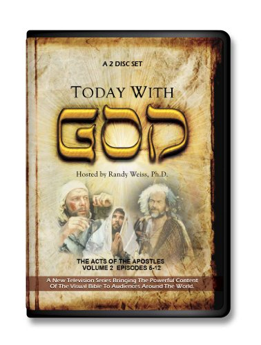 Gospel of Acts / Volume 2 Episodes5-12 / Dr. Randy Weiss