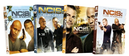 Ncis: Los Angeles - Four Season Pack