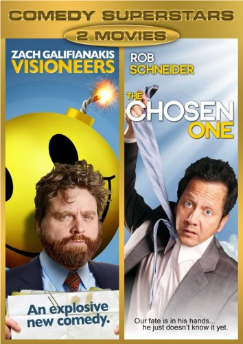 Comedy Double Feature (The Chosen One / Visioneers)