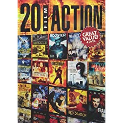20-Film Action Pack
