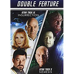Star Trek IX: Insurrection / Star Trek X: Nemesis