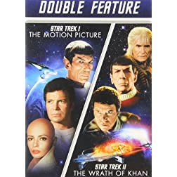 Star Trek I: Motion Picture / Star Trek II: Wrath