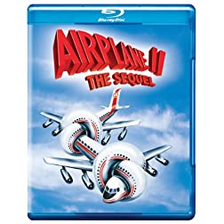 Airplane II: The Sequel [Blu-ray]