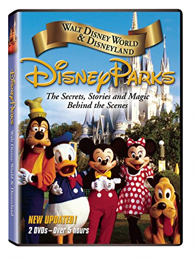 Disney Parks: Secrets Stories & Magic Behind the