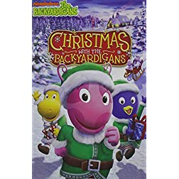 Tpr-Nj/Backyardigans-Christmas With the Backyardigans