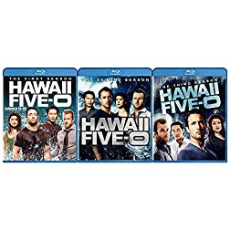 Hawaii Five-0: Three Season Pack [Blu-ray]