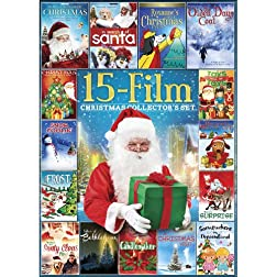 15-Film Christmas Collectors Set