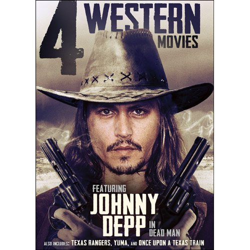 4-Movies Western: Featuring Johnny Depp in Dead