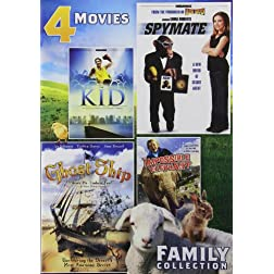 4-Movie Family Collection 4