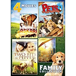 4-Movie Family Collection 3