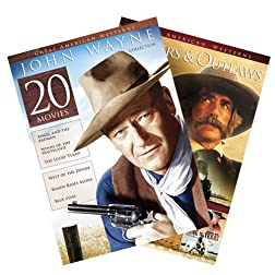 40-Film Western Legends Collection