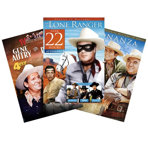 Over 65 Hours - TV Classic Westerns
