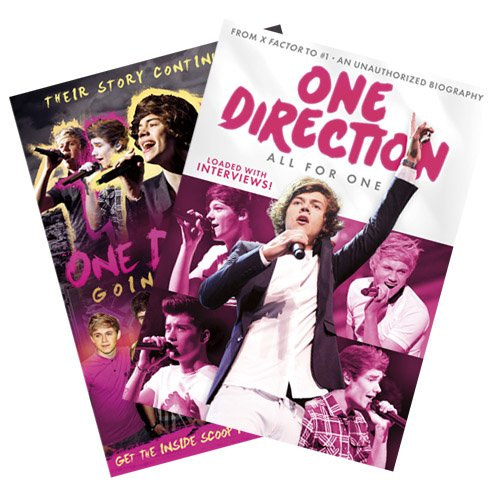 One Direction 2-DVD Set: All for One & Going Our Way