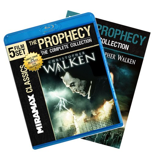 Prophecy 5-Film BluRay/DVD Combo