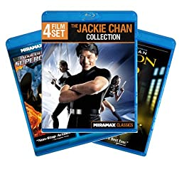 Jackie Chan 7 Film Collection
