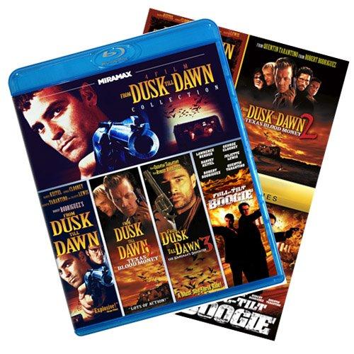 Dusk Till Dawn Blu-Ray/DVD Combo
