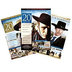 60-Film Great American Western Collection