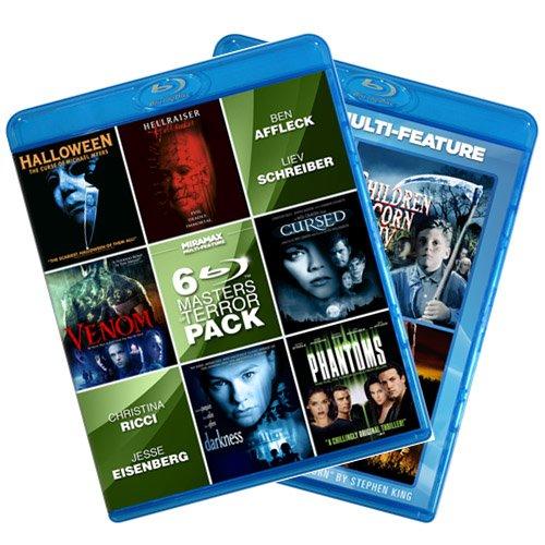 10-Film Master of Terror [Blu-ray]