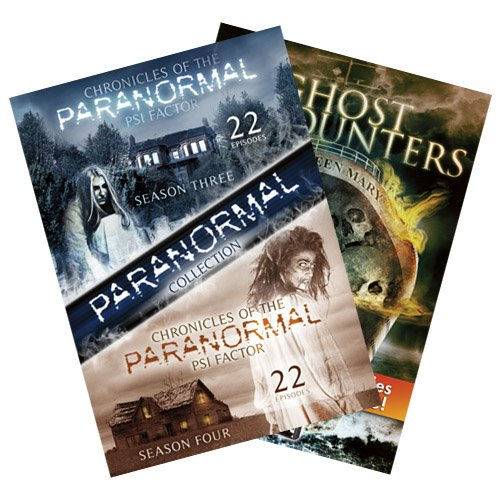 Paranormal Collection: PSI Factor Seasons 3 & 4 with Bonus Features