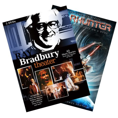 Sci-Fi Series Collection: The Ray Bradbury Theater & Starhunter