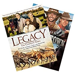 Western Series Collection: Legacy & Bordertown