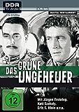 Das grüne Ungeheuer (DDR TV-Archiv) (3 DVDs)